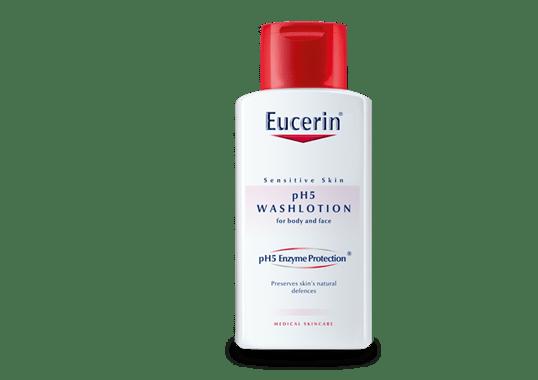 Eucerin ph5 gel de ba o limpieza para la piel sensible y sometida al estr s de la alergia - Eucerin gel de bano ...