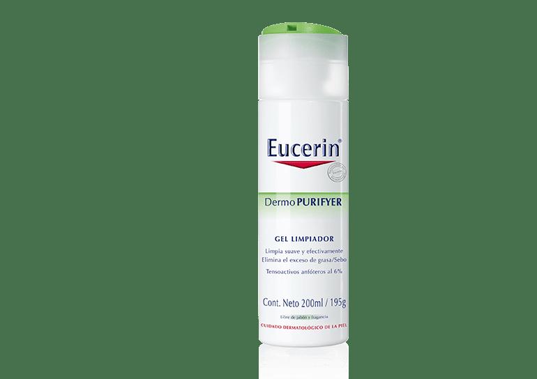 Eucerin: Piel con impurezas DermoPURIFYER Cuidado